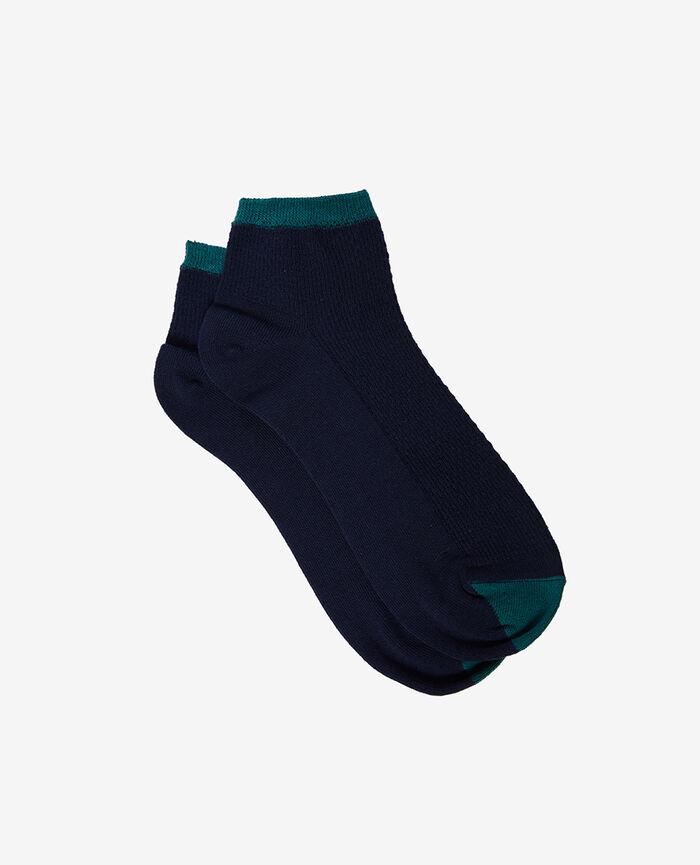 Chaussettes de sport Bleu marine Socks