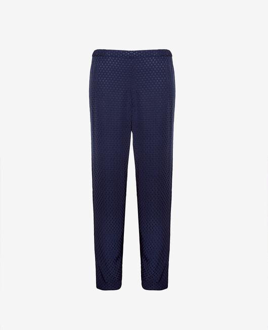 Trousers Navy Boudoir