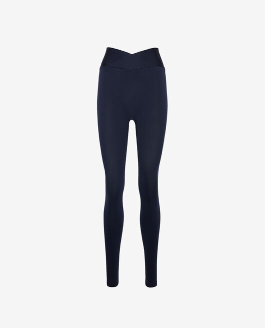 Sports leggings Navy Yoga