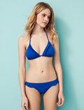 High-cut bikini briefs Mascara blue Princesse tam.tam x uniqlo