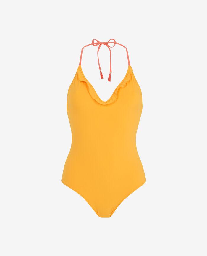 Swimsuit Banana yellow Bomba