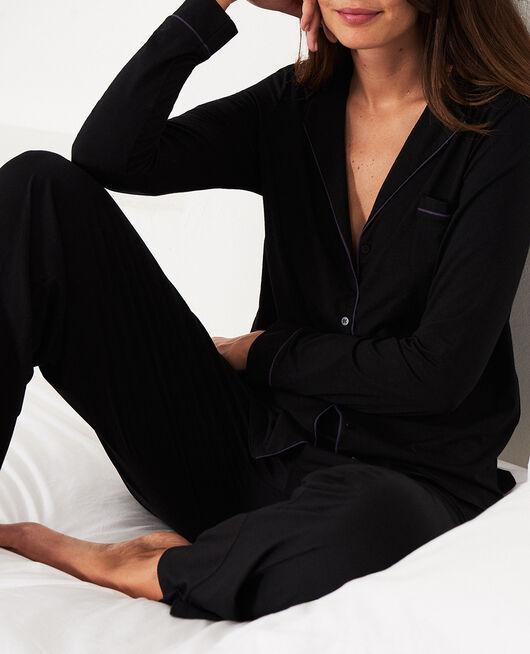 Pantalon Noir Dimanche