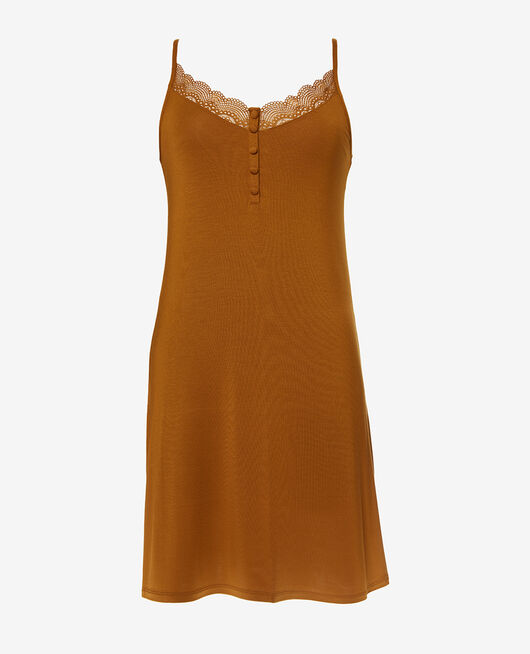Short nightie Cocktail brown Reverie