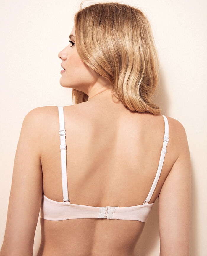 Spacer soft-cup bra Feather pink Air lingerie