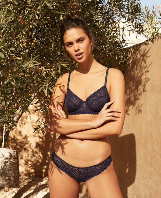 Underwired bra Navy Josephine