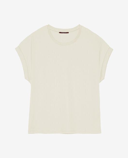 Short-sleeved t-shirt White Supima