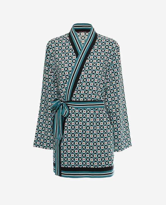 Bathrobe Agadir green Bahia