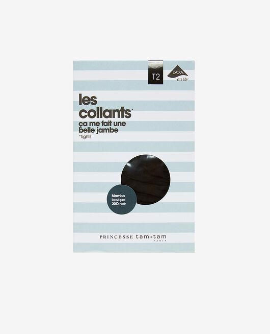 Collants 20d Noir Mambo