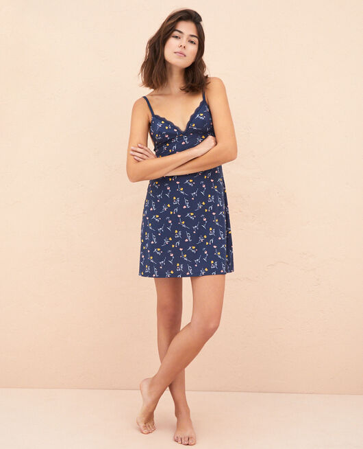 Slip dress Abyss flowers Take away