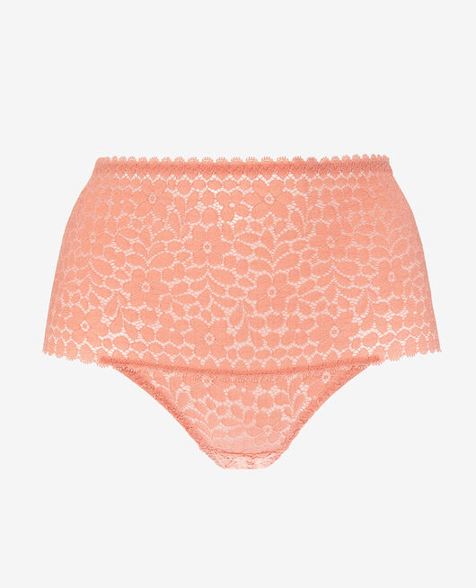 High-waisted briefs Pink mistinguett Monica