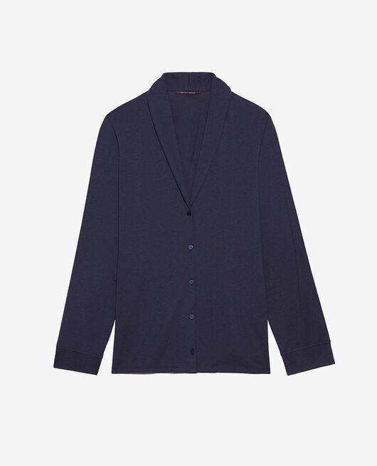 Pyjama jacket Navy Paresse
