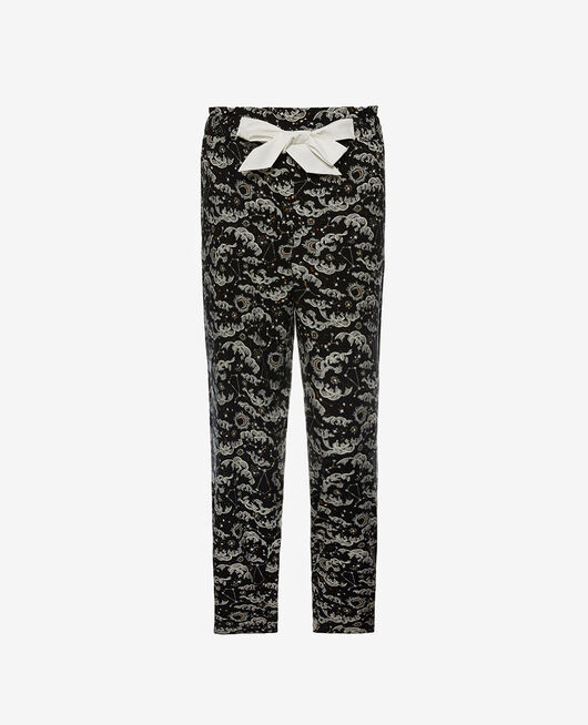 Trousers Astre black Constellation