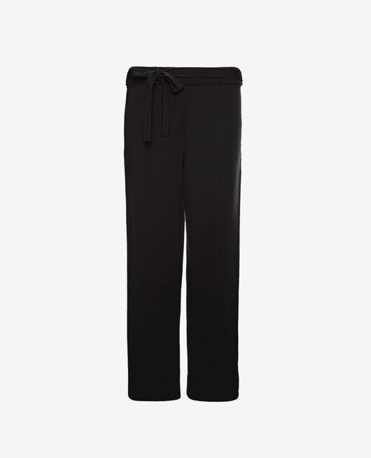 Trousers Black Soft