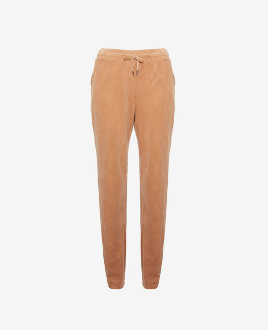 Trousers Beige camel Allure