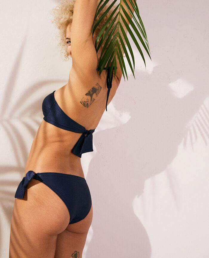 Culotte de bain bikini Bleu nuit Reve