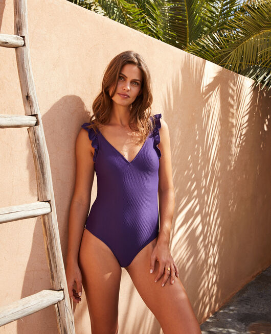 Swimsuit Rebel purple Farah