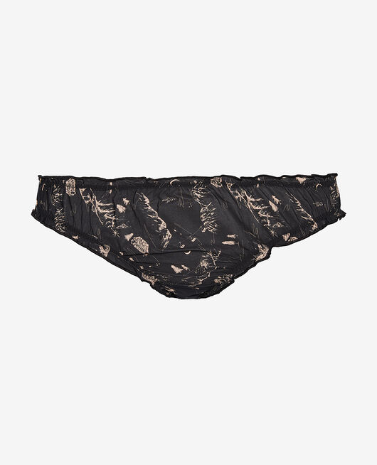 Culotte froufrou Montagne noir Take away