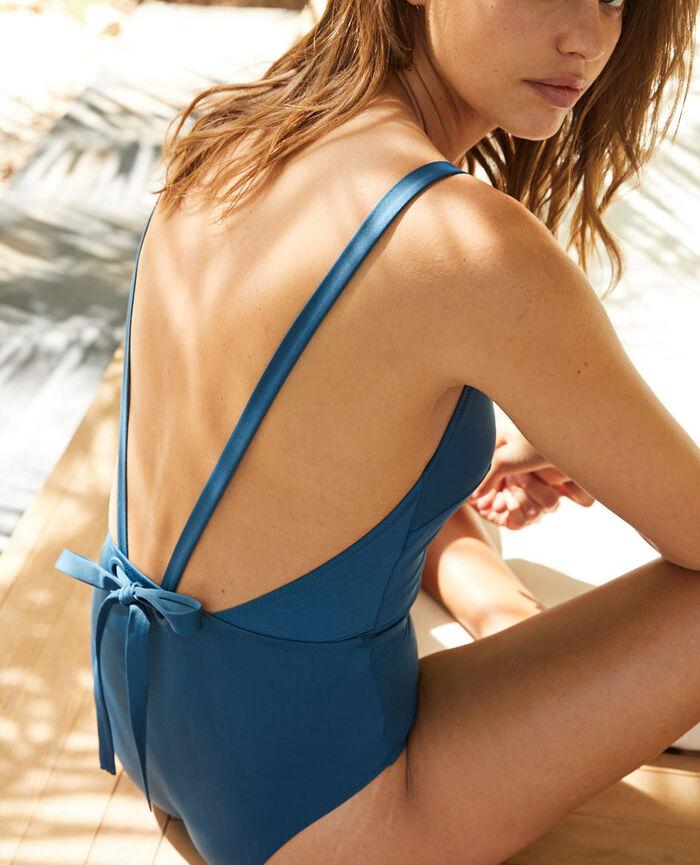Swimsuit Sombrero blue Impala