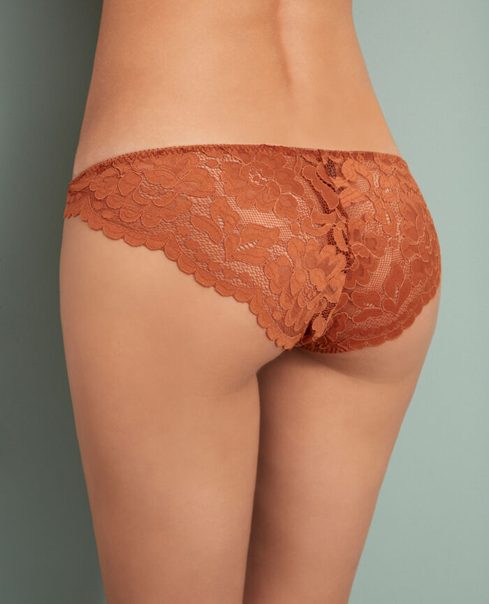 Hipster briefs Ginger bread Angelina