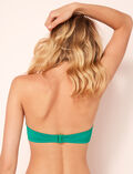 Strapless bikini top Casa green Impala