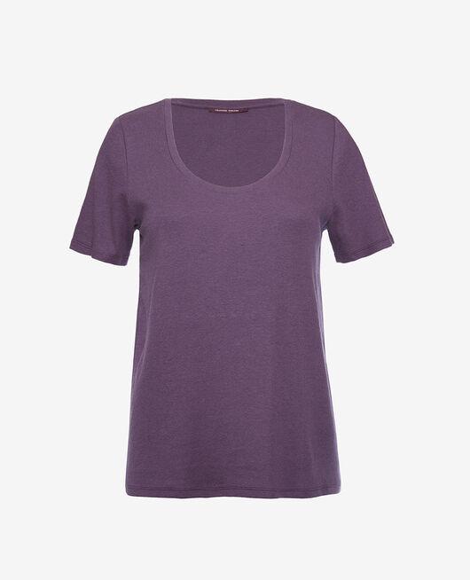 Short-sleeved t-shirt Cabaret blue Dimanche