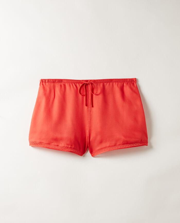 Pyjama shorts Orange Poesie