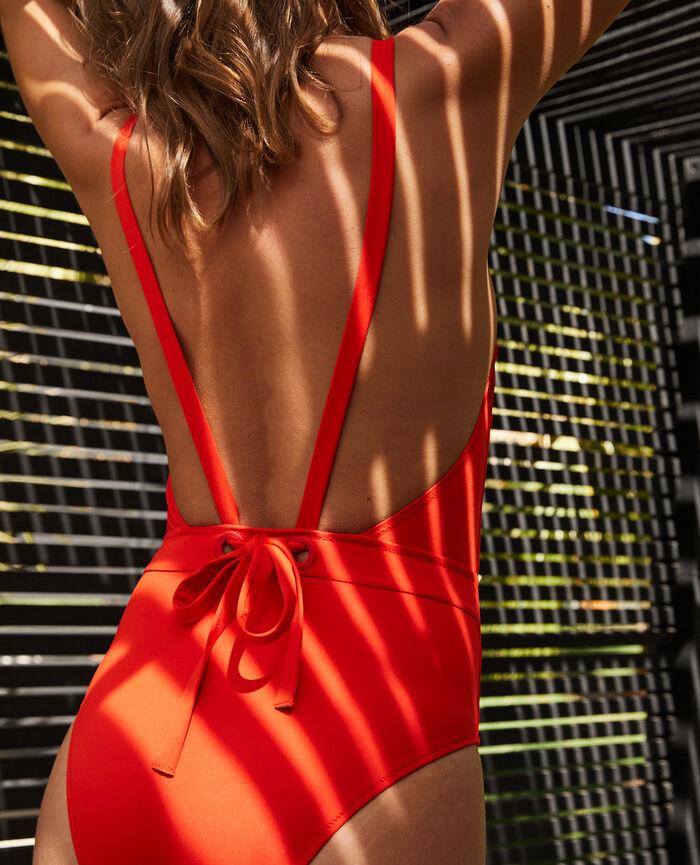 Swimsuit Pamela red Impala