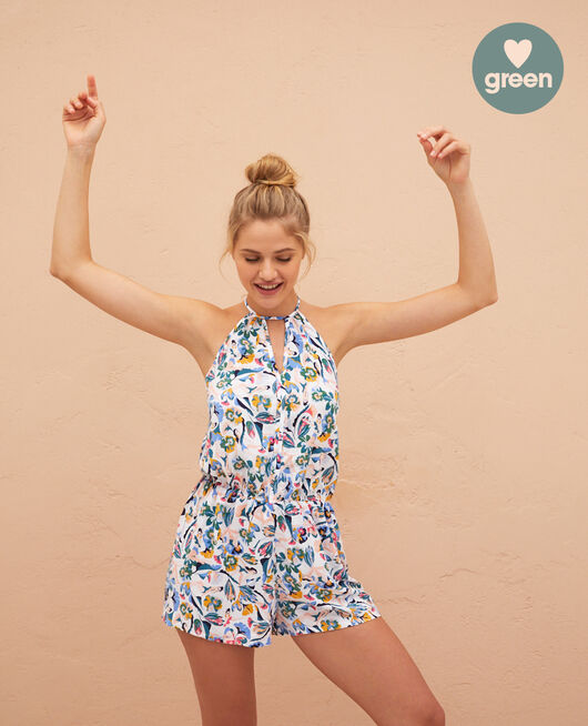 Playsuit Kif kif blue Gazelle