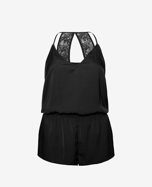 Playsuit Black Minuit