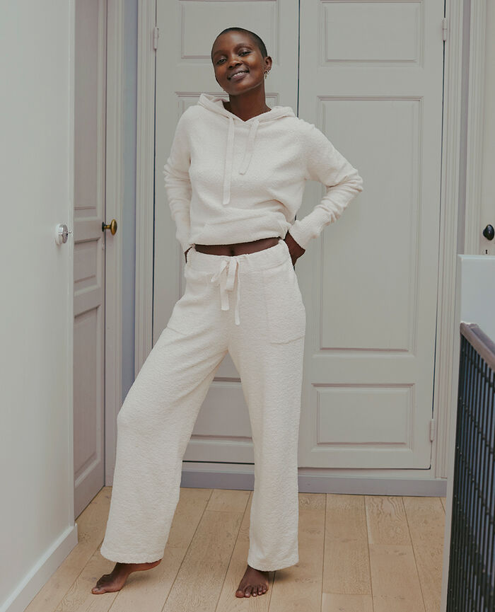 Trousers Rose white Vip