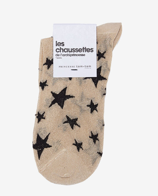 Chaussettes Or Star