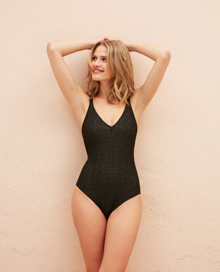Swimsuit Black Lalla