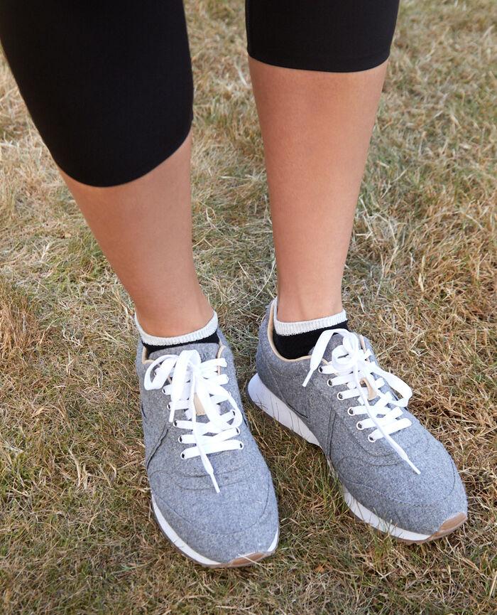 Chaussettes de sport Noir Socks
