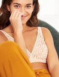 Soutien-gorge sans armatures Beige nude Josephine