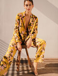 Pantalon Boudoir jaune Boudoir