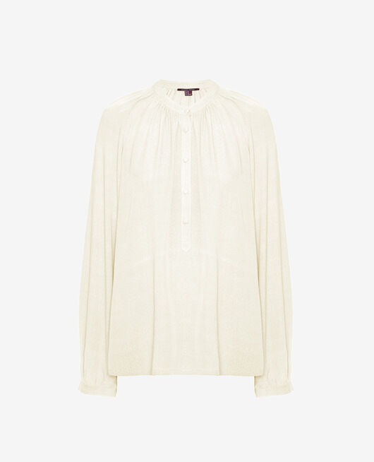 Long-sleeved shirt Ivory Amplitude