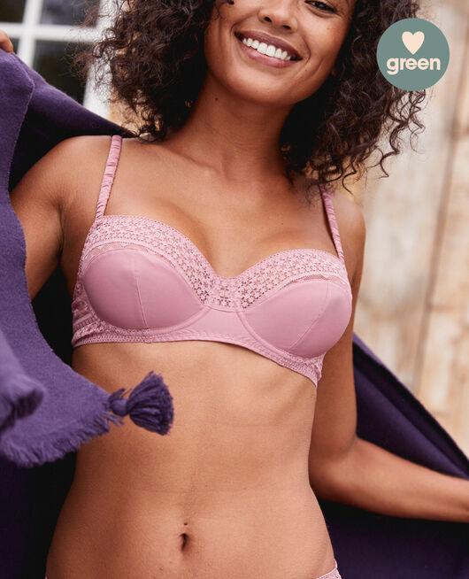 Half-cup bra Tango pink Simone