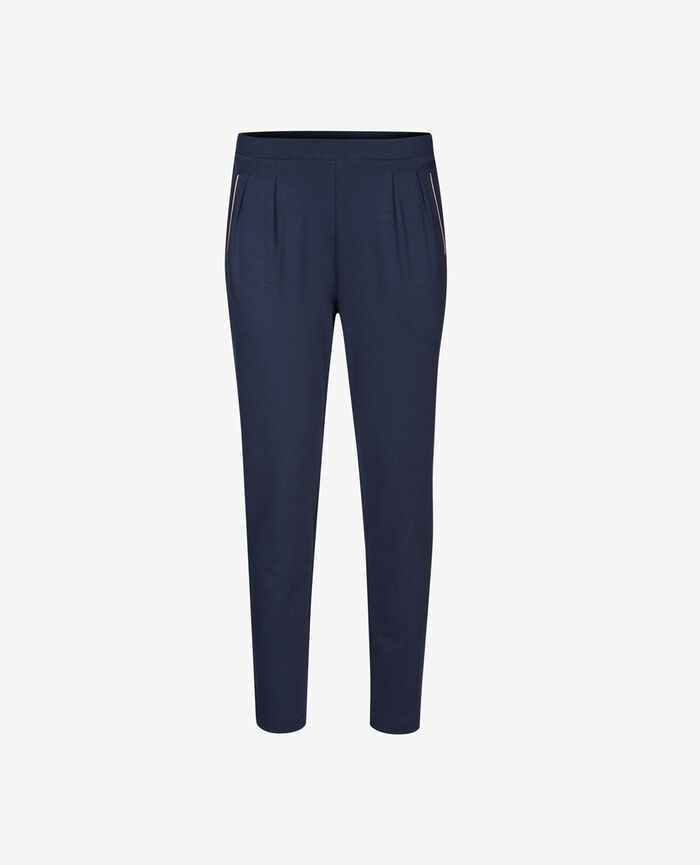 Carrot pants Abyss blue Neptune
