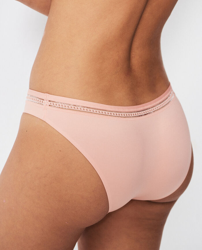 Hipster briefs Iced pink Air lingerie