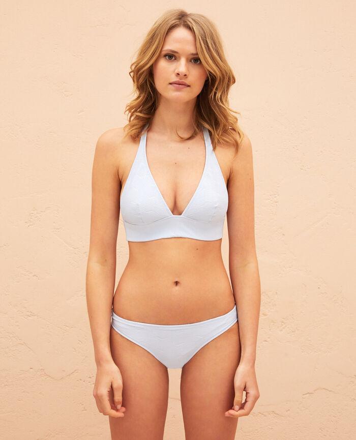 Triangle bikini top Atlas blue Niala