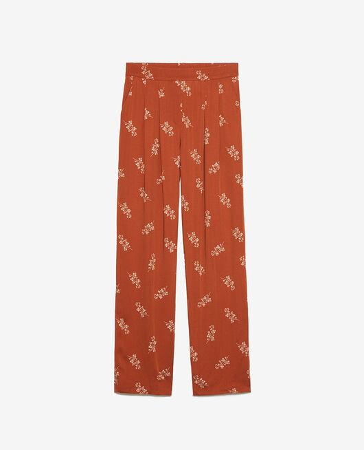 Trousers Gingerbread gem Attitude imprime