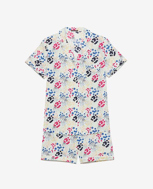 Set pyjama Confetti vert pastel Tutti frutti