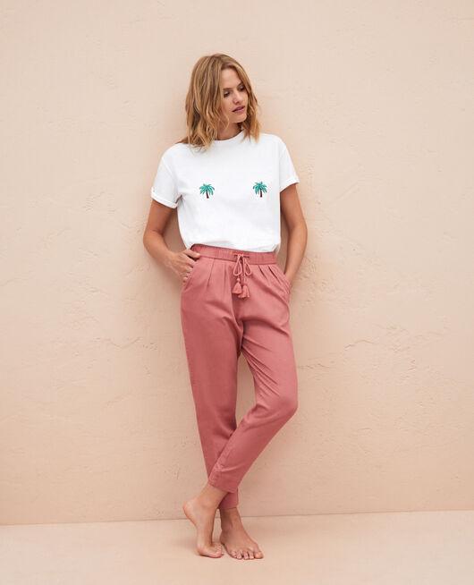 Trousers Dune pink Medina
