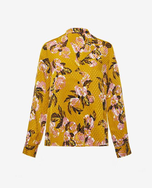 Pyjama jacket Boudoir yellow Boudoir