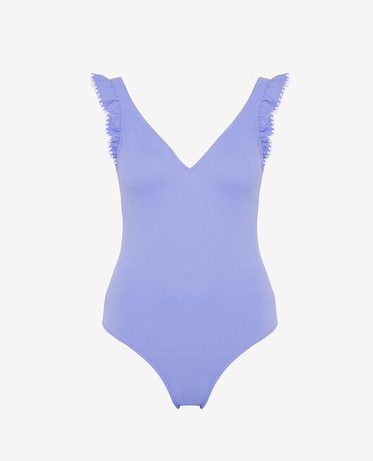 Swimsuit Diva blue Froufrou