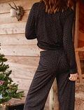 Pantalon Stars noir Dimanche