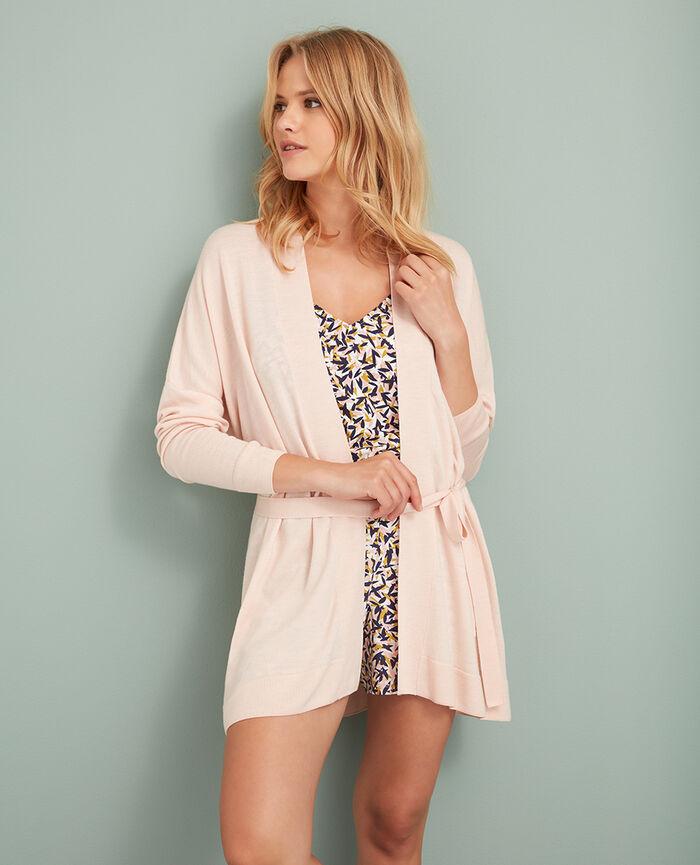 Cardigan Lychee pink Extra