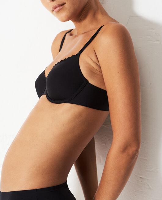 Underwired bra Black Secret