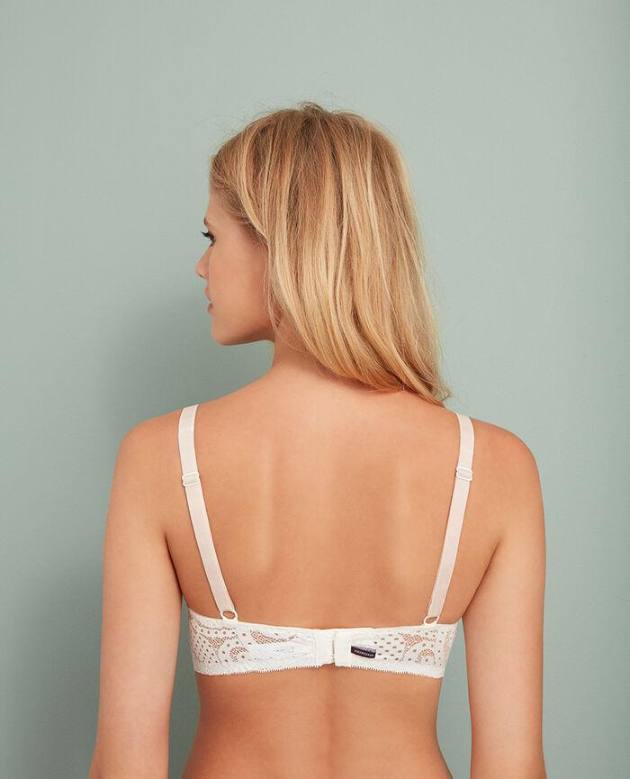 Demi push-up bra Ivory Metropolitan