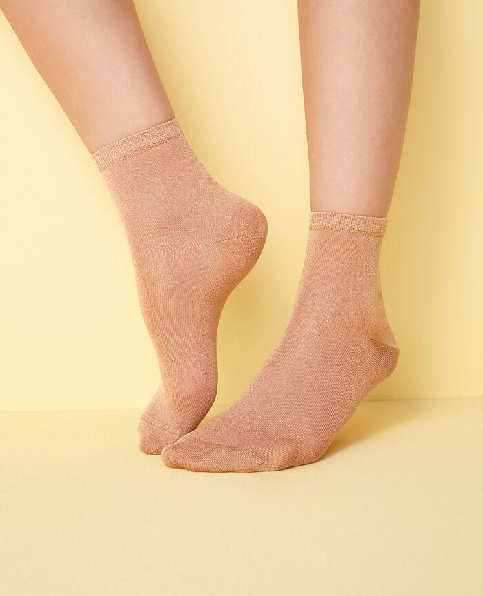 Socks Terracota Diamond